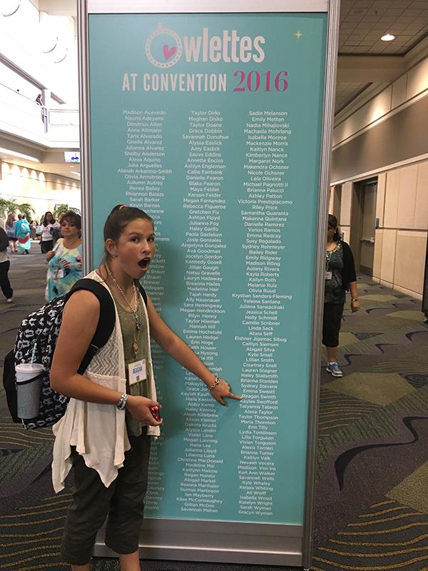 Reagan at Convention