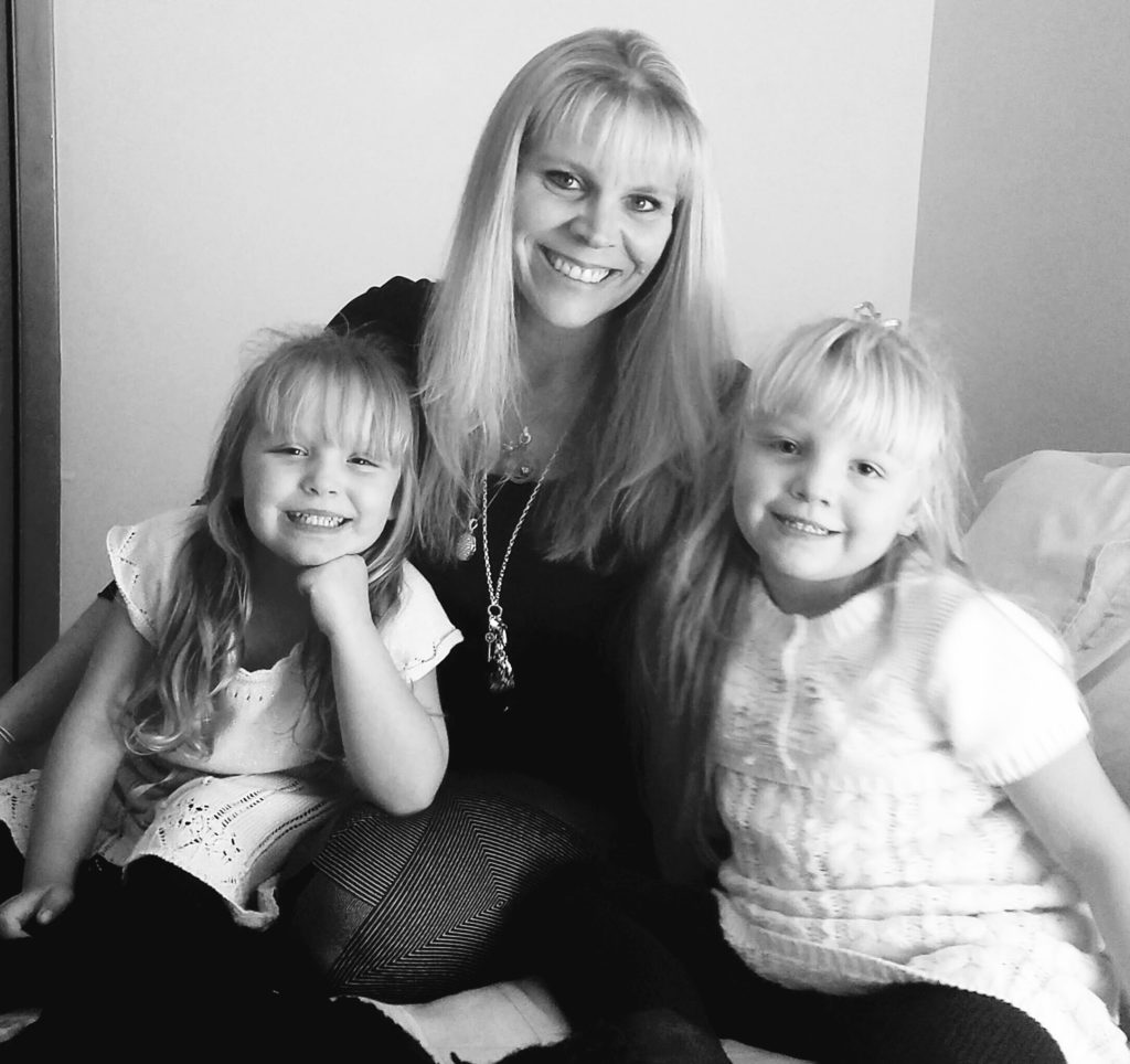 Jessica survived cervical cancer and is raising her miracle twins