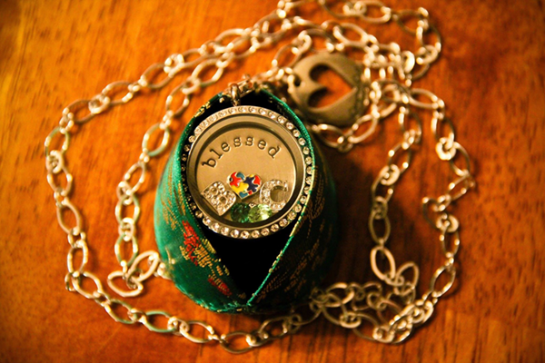 Mitzi Goodson Autism Living Locket