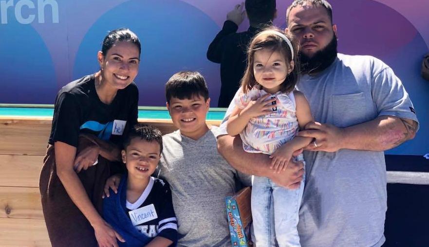The Machado Family